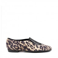 art. Billie leopard nubuck